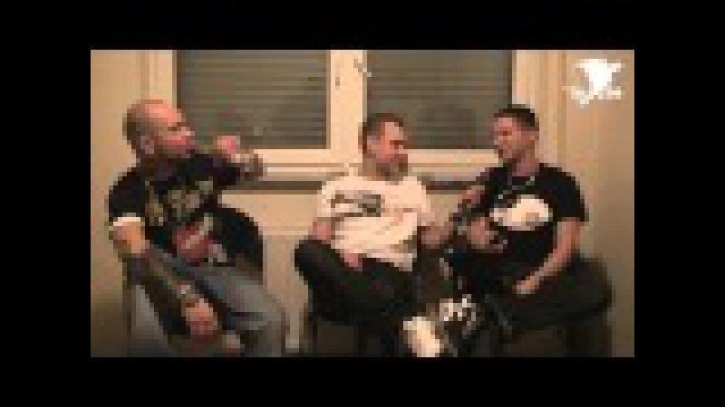 1 klas,Zarj,Schokk, Syndikat интервью(ТВ-болт)