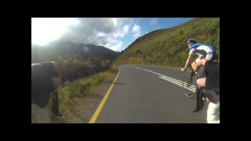 Triathlon Training in South Africa, Stellenbosch