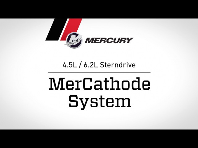 MerCruiser 4.5L / 6.2L Sterndrive - MerCathode System