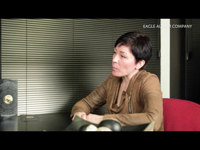La entrevista con la directora de logistica Natalia Argilla, de la compania Eagle Aurum Company
