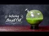 BASIL OIL INFUSING