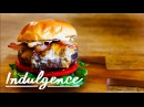 How to Make a Chipotle Cream Cheese-Stuffed Bacon Burger