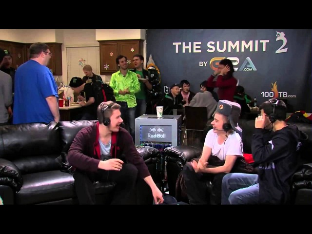 Puppey russian interview with Notail | The Summit 2
