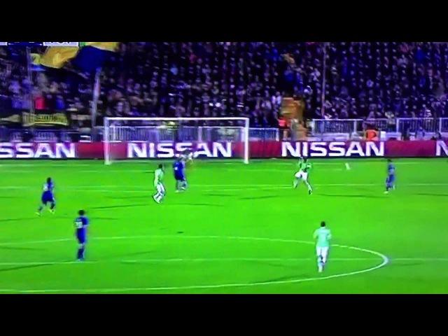 Champions League 2016/17 Rostov VS PSV 1-1 Goal Davy Pröpper