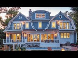 Classic and Beautiful Shingle Style Waterfront Home in Maryland