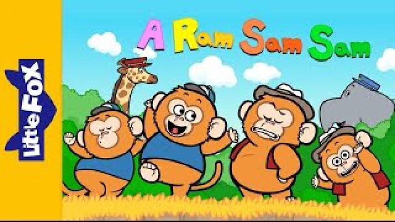 A Ram Sam Sam   Sing-Alongs   By Little Fox
