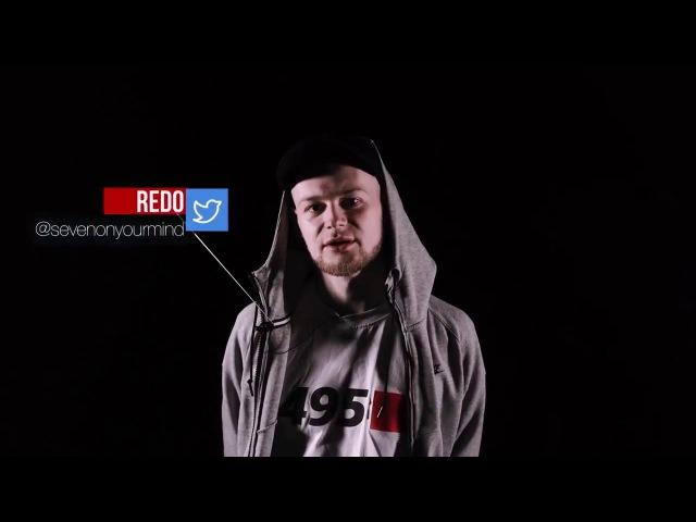 REDO на Versus bpm (все 3 раунда)