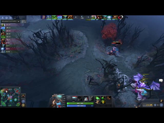 CoL vs DC, PWMasters Qualifiers, game 2 [Mortales, Inmate]