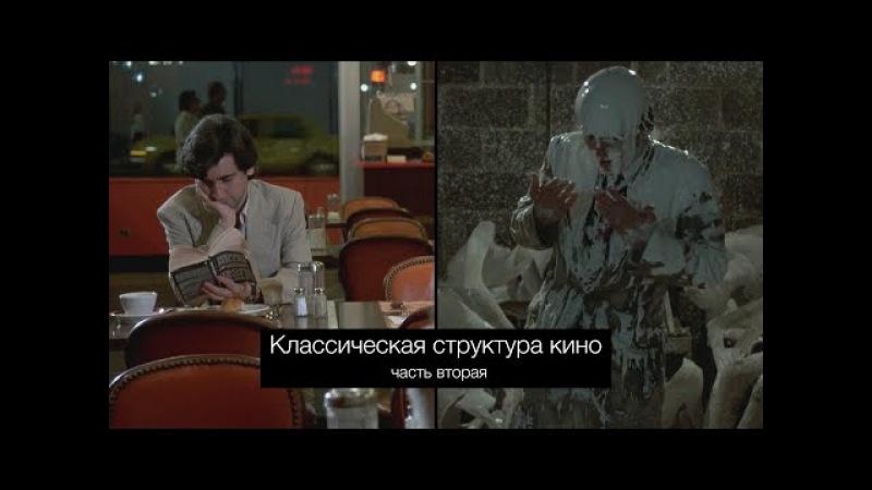 Классическая структура кино: часть вторая
