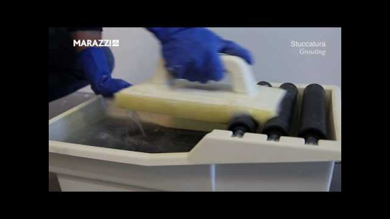 How to lay Marazzi large size porcelain tiles