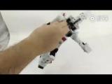 X2Toys XT010 Sky Crusher(Headmasters Jetfire)