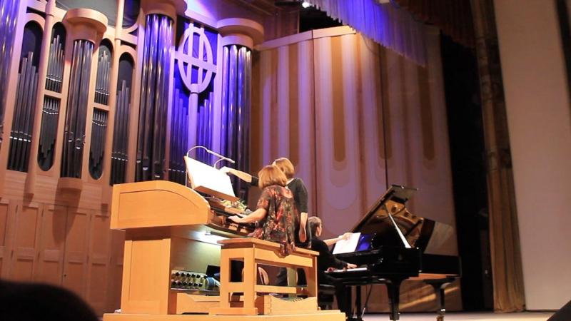 Импровизация (эксперимент) американского джазового композитора Д.Брубека