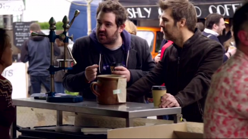 Eat Your Heart Out With Nick Helm 1x12 - Machynlleth (Mike Bubbins, Rhod Gilbert, David Trent)