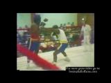 15-ти летний Майк Тайсон боксирует на турнире Золотые перчатки Невероятно редкие кадры