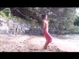Alina's NZ beach dance (Music: Ed Sheeran - Shape of You)