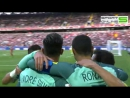 Гооол! Роналдо распечатал ворота Акинфеева! 0 - 1
