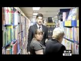 Илья Огурцов рассказывает про онанизм и мастурбацию в книжном магазине