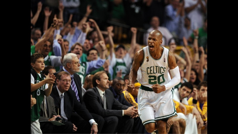 NBA Playoffs 2008 (FULL HD): Finals G5 Boston Celtics vs Los Angeles Lakers