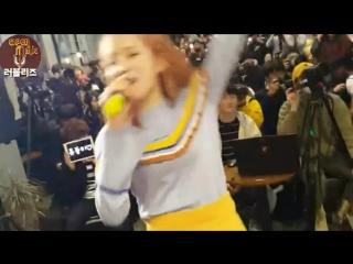 170329 오픈마이크 러블리즈(Lovelyz) Ah-Choo @ KBS Open Mic