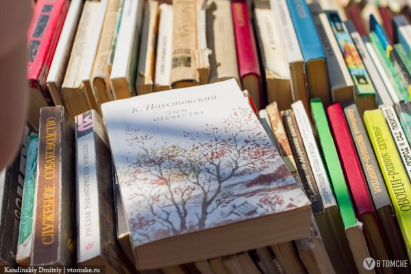 Томичи собрали 1,5 тыс книг для сгоревшей в Колпашевском районе библиотеки