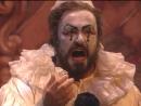 Pagliacci (Luciano Pavarotti, Teresa Stratas, Juan Pons, Dwayne Croft; Franco Zeffirelli, James Levine, 1994)