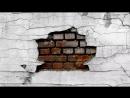 Как заделать дыру в стене