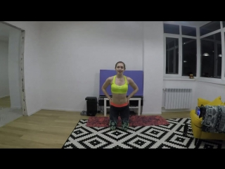 Онлайн-тренировка Кати Викс 1 марта
