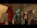 Хеллбой. Кровь и металл - Hellboy Animated. Blood and Iron 2007