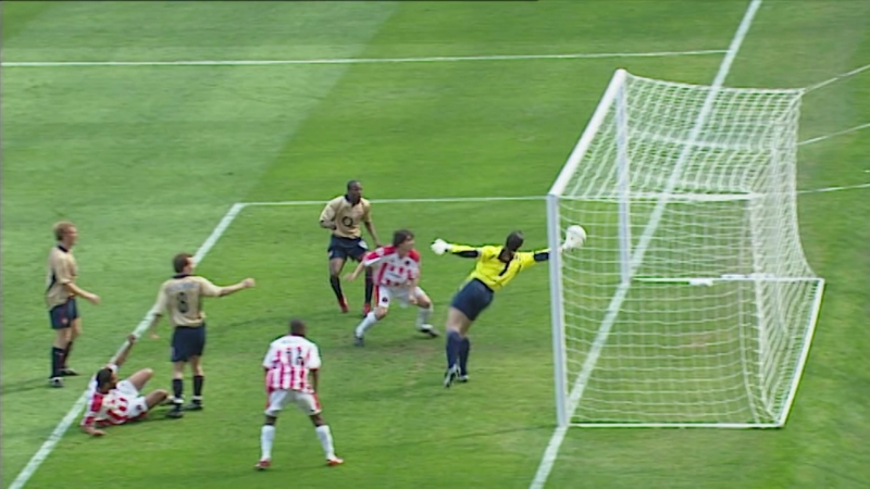 David Seamans incredible FA Cup save ¦ From The Archive
