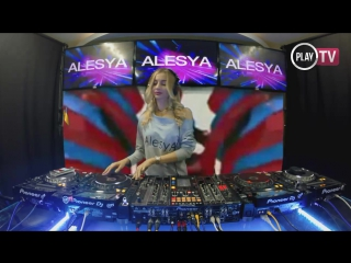 ALESYA - Live @PLAY TV 30.03.2017