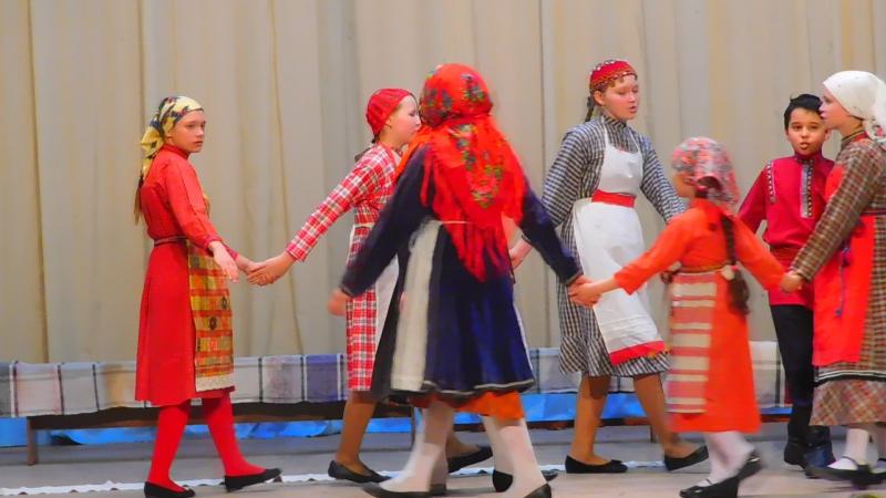 Фольклорный ансамбль Крезь куара