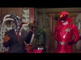 [dragonfox] Doubutsu Sentai Zyuohger: Super Animal Wars - 01 (RUSUB)