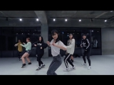 Alive dance studio Just Like Fire - P!nk (Wideboys Remix) Jin Lee Choreography