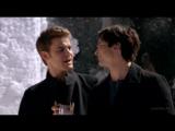 Дневники вампира - 7.09 - Стефан и Деймон рассуждают на тему, кем будет Стефан детям Рика (Озвучка LostFilm)