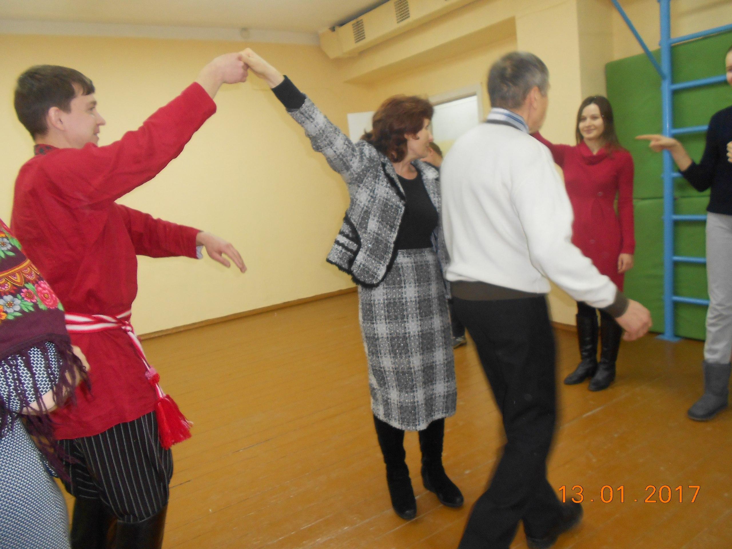 Танец ″Улица″ (25.02.2017)