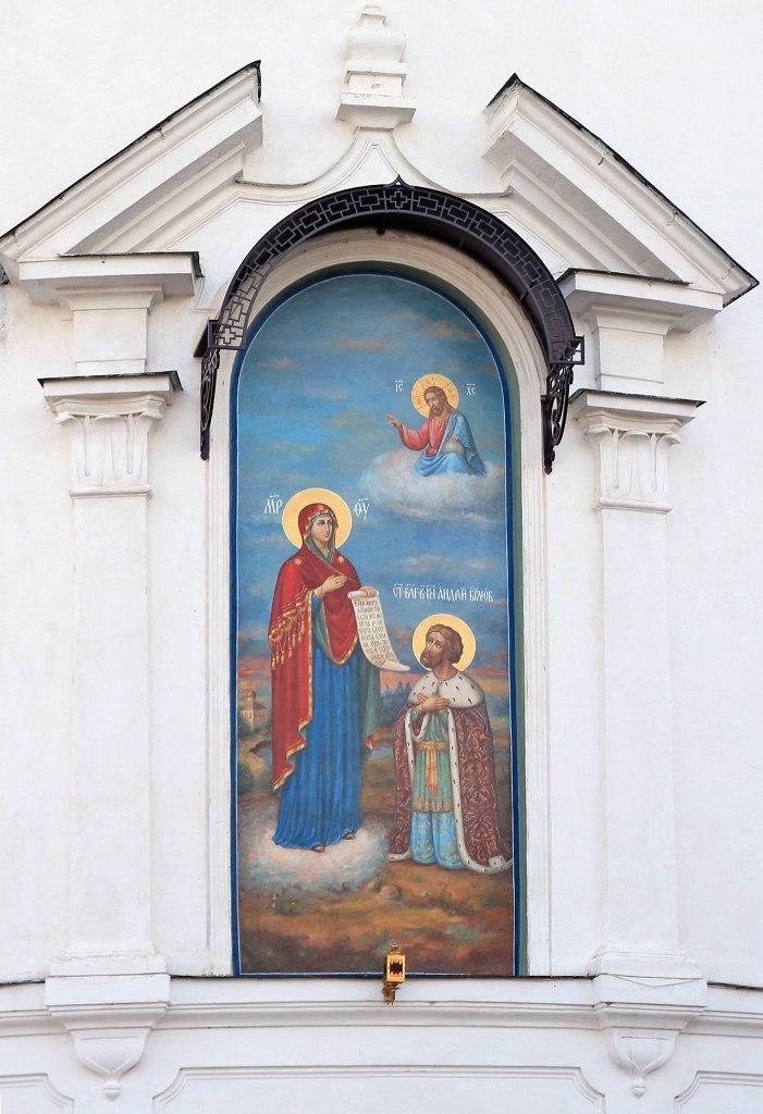 Боголюбская икона
