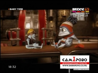 Crazy Frog - Last Christmas (BRIDGE TV) // BABY TIME