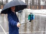 Погода нас не радует! МЧС обещает сильные порывы ветра! Утепляемся!
