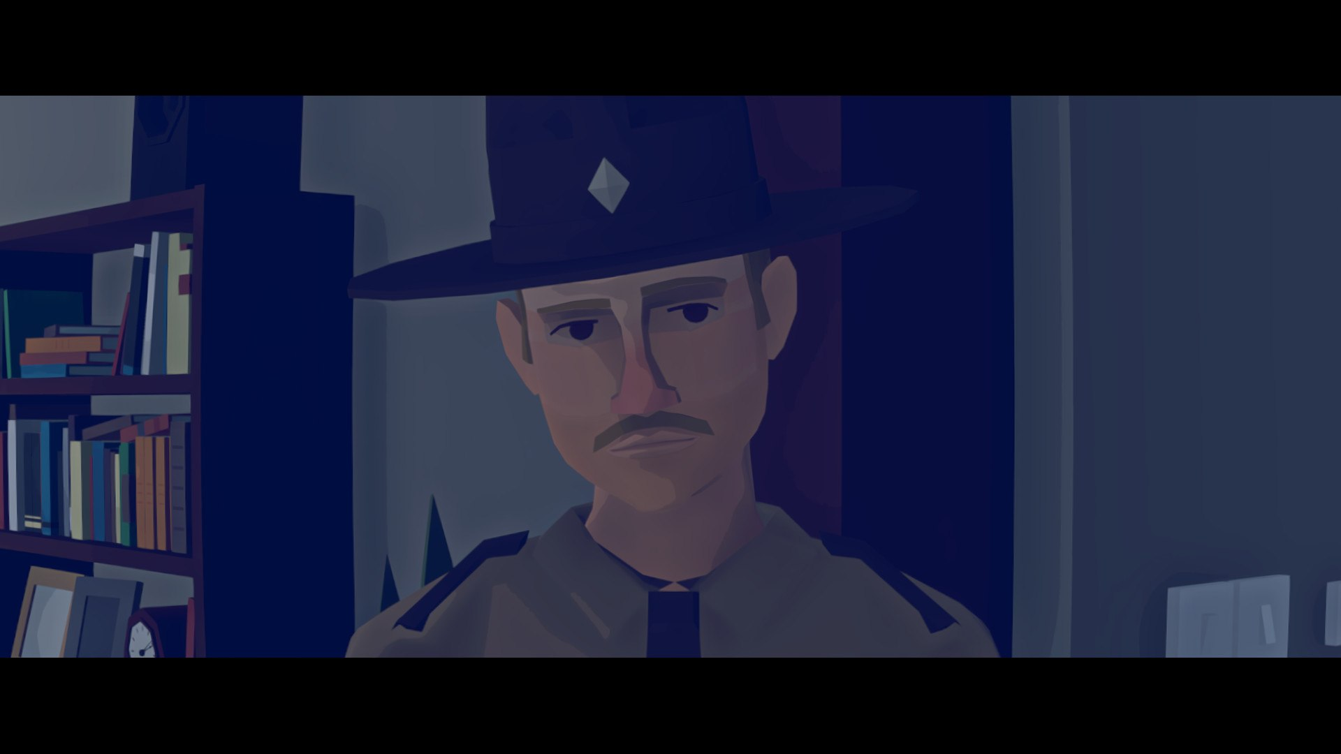 Virginia (2016) PC - Скриншот 2