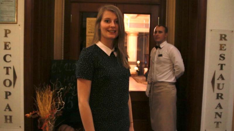 Окунись в атмосферу роскоши в ресторане Украина