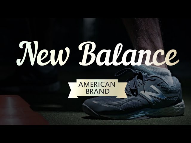 New Balance история бренда