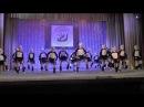 Супер детки выучили танец с нуля в школе на ритмике