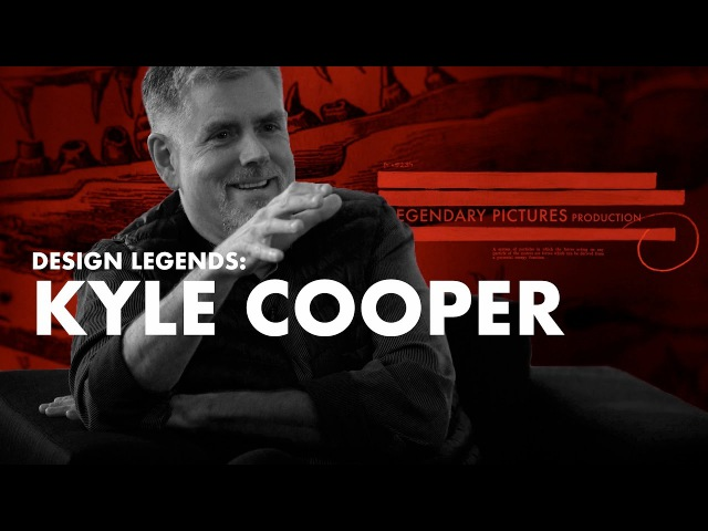 Design Legends— Kyle Cooper Main Title Designer PT 1 (Braveheart, Se7en, Dawn of the Dead)