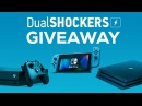 WIN AN XBOX ONE X, NINTENDO SWITCH, OR PS4 PRO WITH DUALSHOCKERS GIVEAWAY!!!