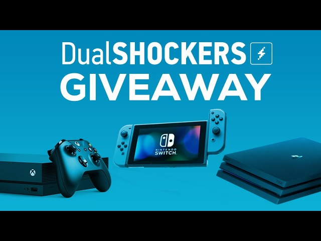 WIN AN XBOX ONE X, NINTENDO SWITCH, OR PS4 PRO WITH DUALSHOCKERS GIVEAWAY