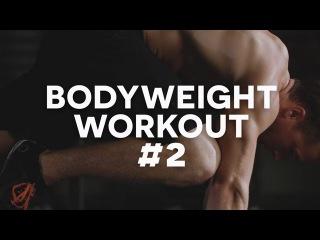 Darrell Michnowicz - 1 Minute Bodyweight Workout 2