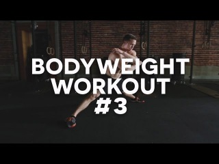 Darrell Michnowicz - 1 Minute Bodyweight Workout 3