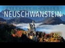 Neuschwanstein Castle 4K Fairytale Castles of Europe UHD Aerial Tour