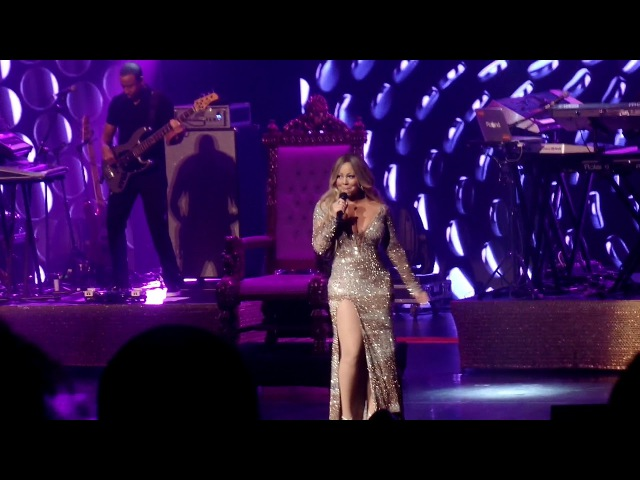 Emotions - Mariah Carey - Live at Foxwoods Casino 10/14/2017