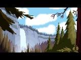 Gravity Falls Pixel Intro - 8bit